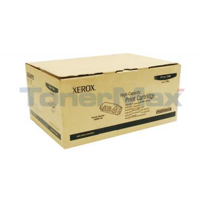 XEROX PHASER 3500 PRINT CART BLACK 12K